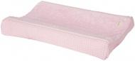 Koeka Waskussenhoes Wafel Amsterdam Old Baby Pink