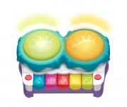 Playgro Jerry's Class 2 in 1 Light Up Music Maker