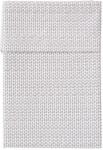 Cottonbaby Ledikantlaken Palma Grijs 120 x 150 cm