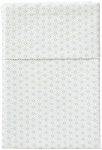 Cottonbaby Ledikantlaken Triangel Mint 120 x 150 cm