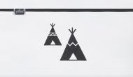 Jollein Laken Indians 120 x 150 cm