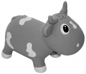 KidzzFarm Milk Cow Bella Grey & White