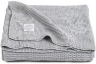 Jollein Deken Basic Knit Light Grey 75 x 100 cm