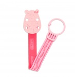 Suavinex Fopspeenkoord Bear Pink