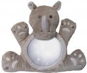 Baby Car Mirror Rhino