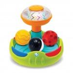 B-Kids Sensory Spinning Ball Top
