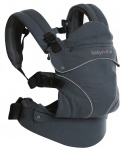 Babylonia Flexia Soft Structured Carrier Deep Grey