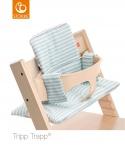 Stokke® Tripp Trapp® Classic Cushion Aqua Stripes (Coated)