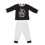 Beeren Pyjama Moon Zwart