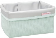 Cottonbaby Commodemandje Wafel Mint