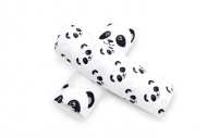 Fabs World Swaddle Panda (2 Stuks)