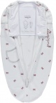 Puckababy Original Mini White Bowy 3-6 mnd