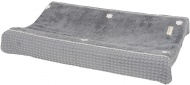 Koeka Waskussenhoes Wafel Amsterdam Steel Grey