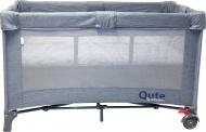 Campingbed Qute Q-Dream Jeans Licht Blauw
