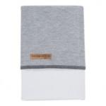 Little Dutch Laken Grey Melange 70 x 100 cm