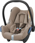 Maxi-Cosi CabrioFix Refresh Nomad Brown 2018