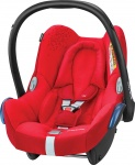 Maxi-Cosi CabrioFix Refresh Vivid Red 2018