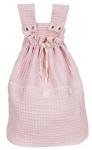 Koeka Boxzak Wafel Amsterdam Old Baby Pink