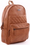 Kidzroom Diaperbackpack Popular Pip Cognac