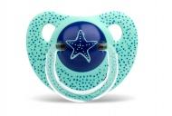 Suavinex Fopspeen Blue Sea Star  6-18mnd