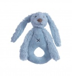 Happy Horse Rabbit Richie Rattle Deep Blue 18 cm