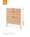 Stokke® Home™ Dresser White/Naturel