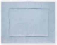 Jollein Boxkleed Soft Knit Soft Blue 80 x 100 cm