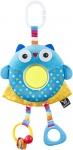 Benbat Multi-Skills Travel Toy Owl