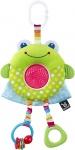 Benbat Multi-Skills Travel Toy Frog