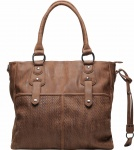 Little Company Diaperbag Vienna Cognac