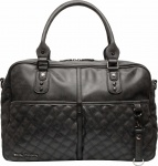 Little Company Diaperbag Berlin Quilted Black