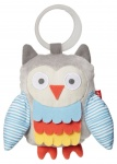 Skip Hop Treetop Friends Wise Owl Stroller  Toy