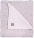 Jollein Deken Winter Confetti Knit Vintage Pink 75 x 100 cm