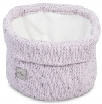 Jollein Verzorgingsmand Confetti Knit Vintage Pink