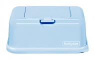 Funkybox Uni Licht Blauw