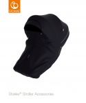 Stokke® Stroller Storm Cover Black