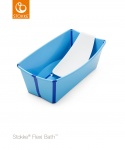 Stokke® Flexi Bath™ Bundel Blue (Inclusief Newborn Support)