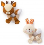 Bright Starts Clutch & Hold Wood Toy