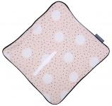 Petit Juul Spenendoekje Pink Dot/ Cream Teddy