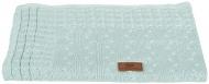 Baby's Only Wiegdeken Uni Kabel Mint 70 x 95 cm