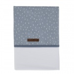 Little Dutch Laken Sprinkles Blue 70 x 100 cm