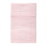 Cottonbaby Wieglaken Soft Roze  75 x 90 cm