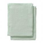 Cottonbaby Multidoek Soft S Mint  2Stuks