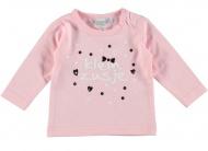 Babylook T-Shirt Zusje Pink