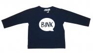 Babylook T-shirt Bink Navy