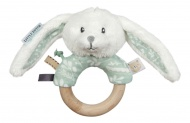 Little Dutch Rammelaar Met Houten Ring Mint