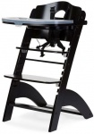 Childhome Lambda 2 Chair Zwart