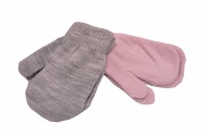 Sarlini Handschoen Pink/Grey