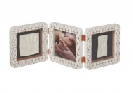 Baby Art My Baby Touch Double Copper White