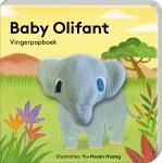 Imagebooks Vingerpopboek Baby Olifant